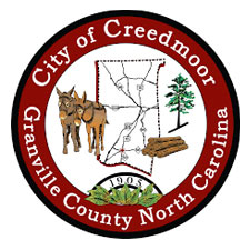 Logo for City of Creedmoor Granville County North Carolina