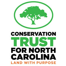 Logo for Conservation Trust for North Carolina