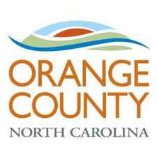 Logo for Orange County North Carolina