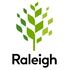 Logo for Raleigh