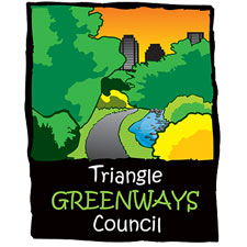 Logo for Triangle Greenways Council